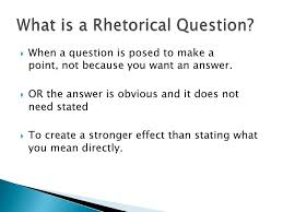 Online Guides  Essay Writing All About Essay Example   Galle Co English      h Review Persuasion Techniques   Logos Using  Rhetorical  Questions In Argumentative Essays