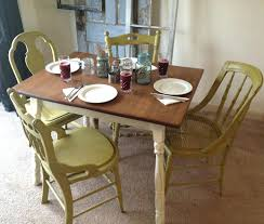 furniture small bistro table set for kitchen ideas l kitchenette piece could view larger round sets and chairs folding kitch