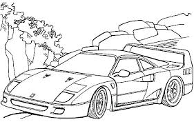 Ferrari Logo Colouring Pages Coloring Enzo At Free Printable