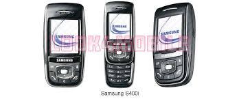 Samsung S400i - Eigenschaften ...