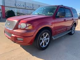 used 2004 ford expedition ed bauer
