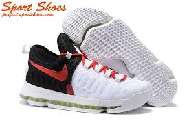 nike basketball shoes 2017 kd. 2017 latest nike zoom kd 9 mens basketball shoes for sale white black red kd n