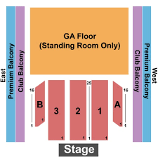 The Armory Tickets Seating Charts And Schedule In