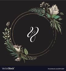 Wedding Title Wedding Title Template Circle