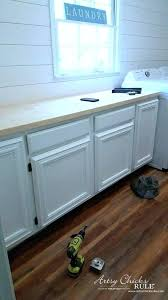 wooden counter tops how to make wood vs granite ikea countertop maintenance build solid oak