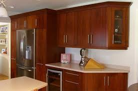 modern kitchen cabinets cherry. Plain Cherry Modern Cherry Kitchen Cabinets Decorating Clear For