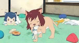 Resultado de imagen para OOKAMI KODOMO NO AME TO YUKI (Niños lobos)