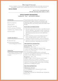 Resume 5 Free Medical Resume Templates Word Teacher