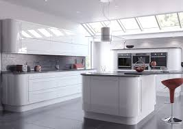 ... High Gloss Kitchen Cabinet Doors Elegant Cheap High Gloss Kitchen  Cabinet Doors Presented to Your Residence ...