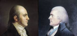 thomas jefferson aaron burr and the election of history  thomas jefferson and aaron burr ""