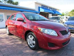 2009 Used Toyota Corolla at Expert Auto Group Inc Pompano Serving ...
