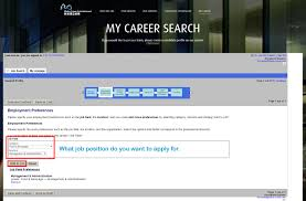 melco crown entertainment online job application juan macau you need to fill up your employment preference job position you want to apply where you want to work and which hotel and casino you want to start a