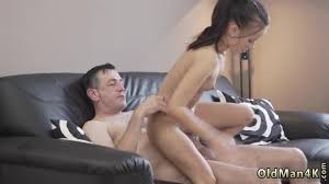 Mature bi couple with young men