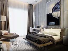 Mens Bedroom Sets Fresh Block Board Stained Frame Bed Decorating Mens  Bedroom Dark Grey Painted Wall