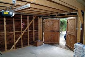hinged barn doors. Barn Door Garage Doors | Side Hinged - A Portfolio Of Our Remote Controlled N