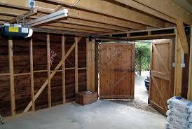 barn door garage doors side hinged barn doors a portfolio of our remote controlled