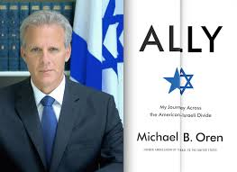 Image result for ally by michael b oren