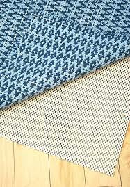 non skid rug mat area non slip rug pad hobby lobby