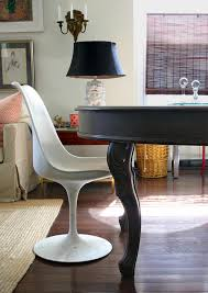 traditional chair design. Carved Leg Wood Table White Tulip Chair Design Manifest Traditional C