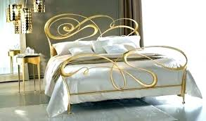 twin wrought iron bed – joandgiu.info