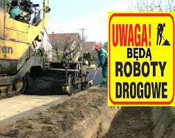 Znalezione obrazy dla zapytania remont drogi