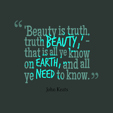Truth Is Beauty Quote Best of Picture John Keats Quote About Truth QuotesCover
