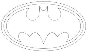 Superhero Logo Coloring Pages 57900 Octaviopazorg