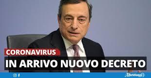 Coronavirus, nuovo decreto in arrivo: stop agli spostamenti fra Regioni, le  scelte di Draghi – Il Meridiano News