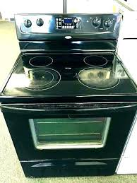 electric stove glass top cleaner flat top stove best stove cleaner glass top stove cleaner best