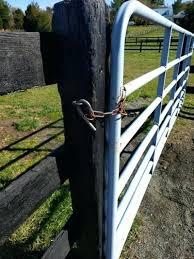 farm fence gate. Farm Fence Gate Installation .