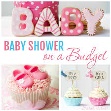 Baby Showers On A Budget Baby Shower On A Budget Sarah Titus