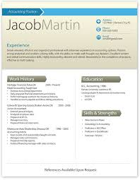 Free Modern Resume Template 3 - Free Resume Templates