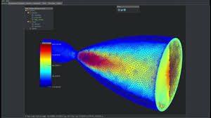 How To Design A Nozzle Demo3a Rocket Engine System Design And Nozzle Simulation