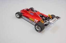 Double click on model or scroll anywhere or pinch (touch). 1 20 Fujimi Ferrari 126 C2 Hobbylink Tv