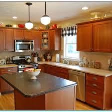 ... Kitchen Paint Color Oak Cabinets