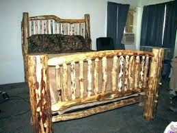 Log Queen Bed Frame S For Sale – list3d.co