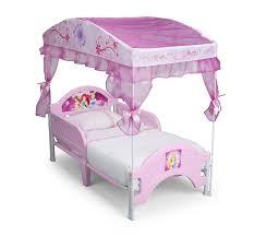 delta princess toddler bed