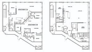 Tribeca Loft Michael Penney Archinect - Loft apartment floor plans