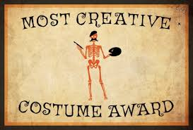 Costume Contest Certificate Template 10 Free Costume Award Certificates Printables Halloween