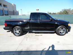 Black 2000 Ford F150 Harley Davidson Extended Cab Exterior Photo ...