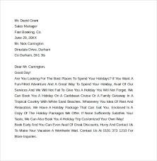 Marketing Cover Letter Sample Sample Email Cover Letter Template To Download 11 Free