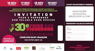 salon des vignerons independants de lille