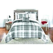 plaid flannel duvet red red and black plaid flannel duvet cover