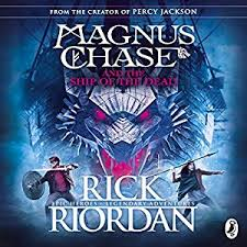 magnus chase and the ship of the dead magnus chase book 3 audio amazon co uk rick riordan michael crouch penguin books ltd books