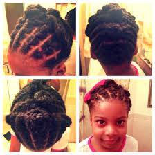 Pin Curl Hair Style kids natural hair style flat twists pin curls updo 8066 by stevesalt.us