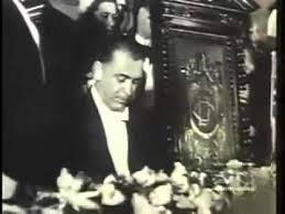 Resultado de imagem para posse do presidente juscelino kubitschek