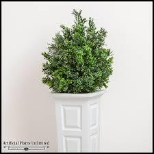 artificial bushes artificial shrubs outdoor