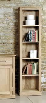 image baumhaus mobel. Baumhaus Mobel Oak Narrow Bookcase Image