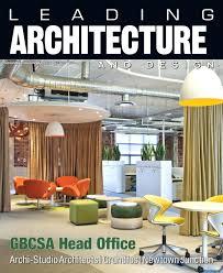 Architecture Design Magazine Group Leading Architecture And Design Magazine  Home Improvement Architecture And Interior Design Magazine
