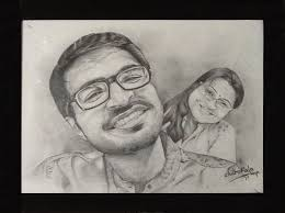 Pencil Sketches Of Couples Pencil Sketch Sketch Art Smiling Couple Sketch Couple